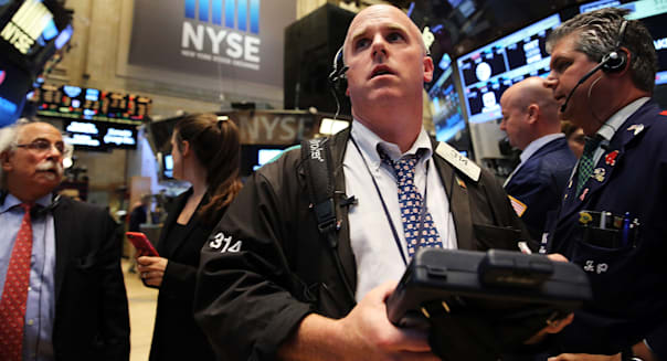Technical Issue Suspends Trading On New York Stock Exchange