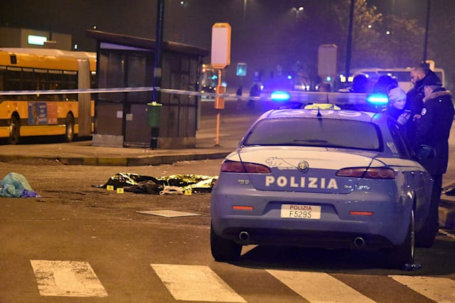 ITALY-GERMANY-ATTACK-SUSPECT