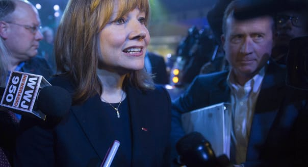 GM CEO to Testify Before House Panel April 1