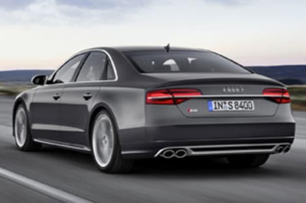 2015 Audi S8