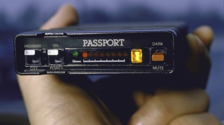 Passport Radar Detector >> Radar Detector Basics Are They Legal And Do They Really