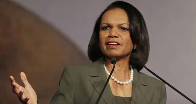 UMinn Condoleeza Rice