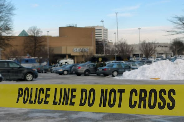 Maryland mall shooting