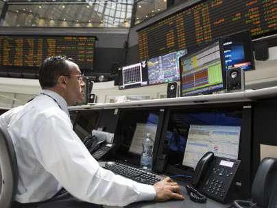 Trading Operations At the Mexican Stock Exchange