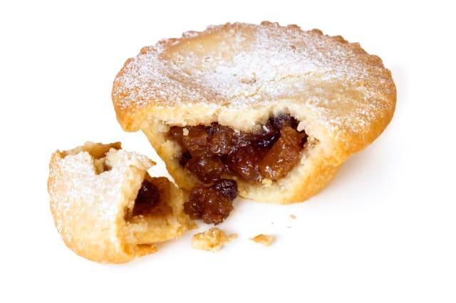 Free mince pie