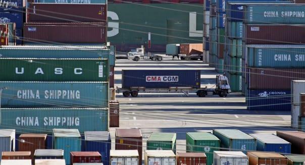 trade gap deficit economy gdp