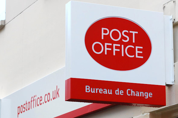 Post Office pay row