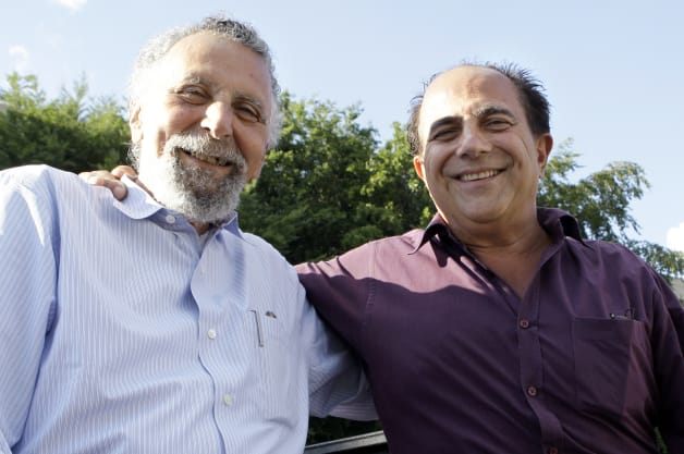 Tom and Ray Magliozzi of NPR's Car Talk
