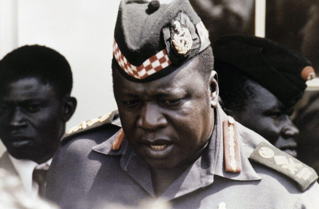 Uganda Kampala Idi Amin Dada