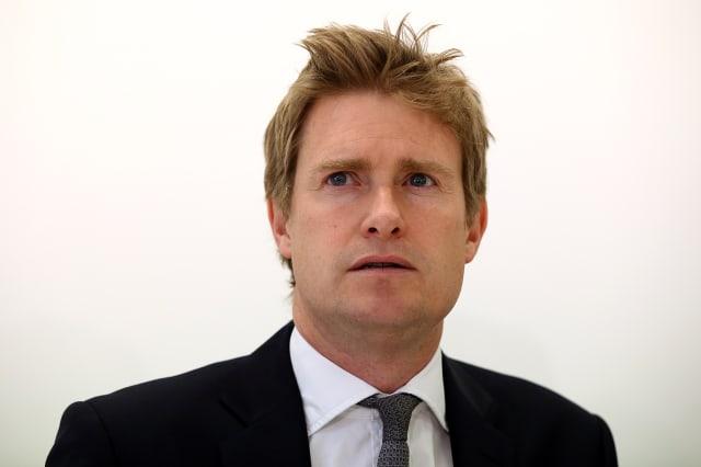 Possible Labour Leadership Contender Tristram Hunt Gives Post-election Speech