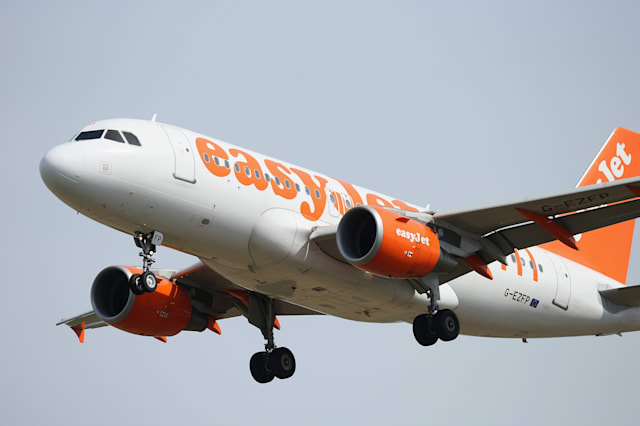 British man arrested and kicked off Easyjet flight