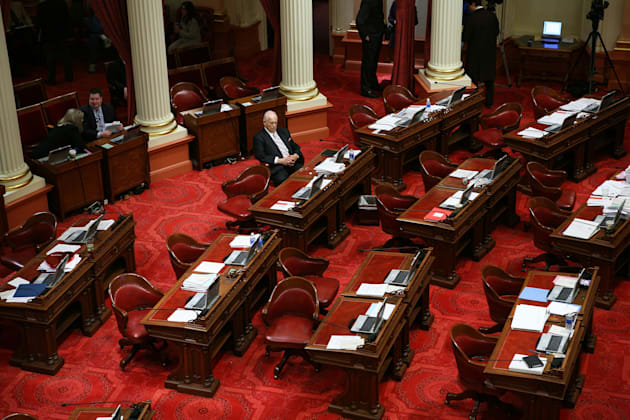 California's Budget Still Stalled In Senate, After GOP Oust Current Leader