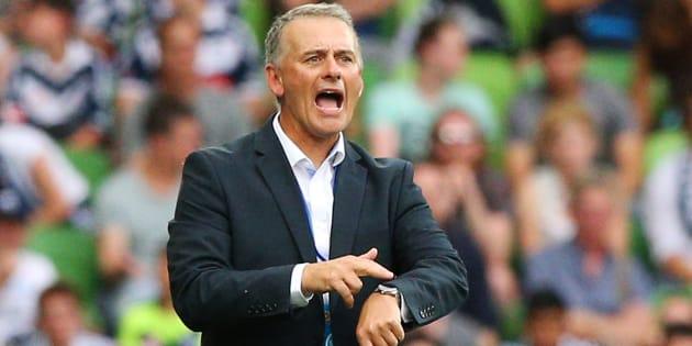 Gary Van Egmond reckons it's time we cut the Matildas some