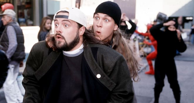 Kevin Smith Is Making Another 'Jay and Silent Bob' Movie