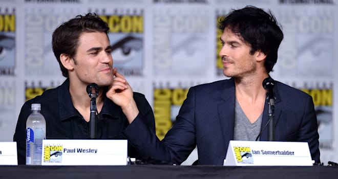 "Comic-Con International 2016 - ""The Vampire Diaries"" Panel"
