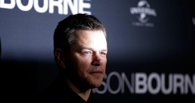 Jason Bourne Australian Premiere - Arrivals