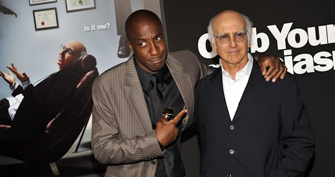 "Premiere of HBO's ""Curb Your Enthusiasm"" Season 7 - Arrivals"