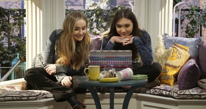 Disney Channel's 'Girl Meets World' - Season Two