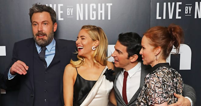 'Live By Night' - European Premiere - VIP Arrivals