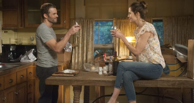 M55 James Marsden and Michelle Monaghan star in Relativity Media's THE BEST OF ME.� 2014 Best of Me Productions, LLC All Rights Reserved.  Photo Credit: Gemma LaManad
