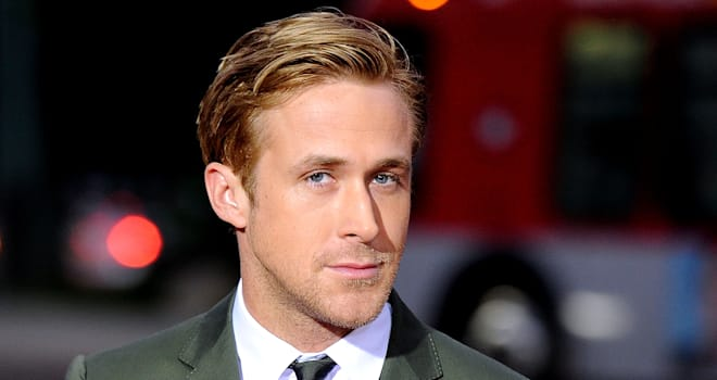 Ryan Gosling at the Hollywood Premiere of 'The Ides of March' on September 27, 2011