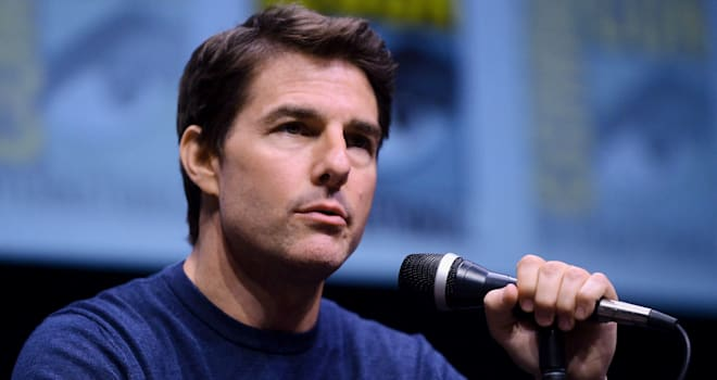 Tom Cruise Reveals Katie Holmes Left Because of Scientology