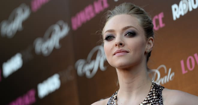 Amanda Seyfried at the 'Lovelace' Premiere