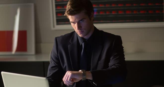 Liam Hemsworth in Paranoia