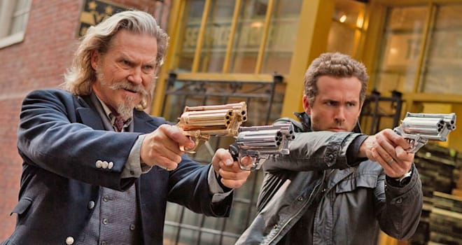 Jeff Bridges RIPD