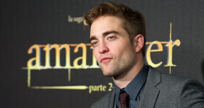 Robert Pattinson at the Madrid Premiere of 'The Twilight Saga: Breaking Dawn - Part 2' on November 15, 2012