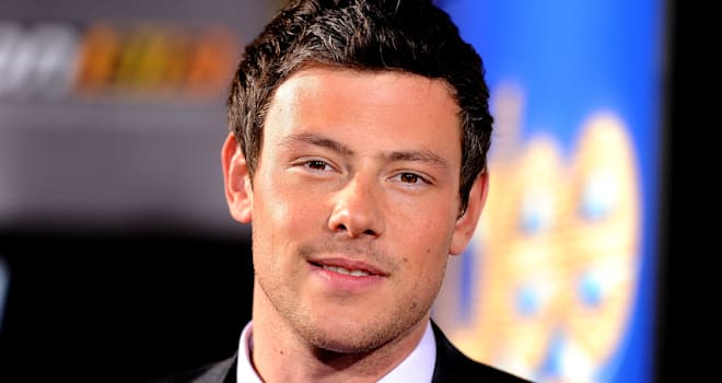 Cory Monteith at the Premiere of 'Glee the 3D Concert Movie' on August 6, 2011