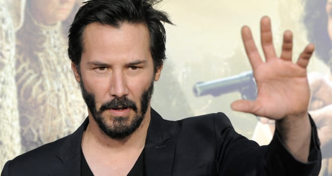 keanu reeves five things you don't know about me