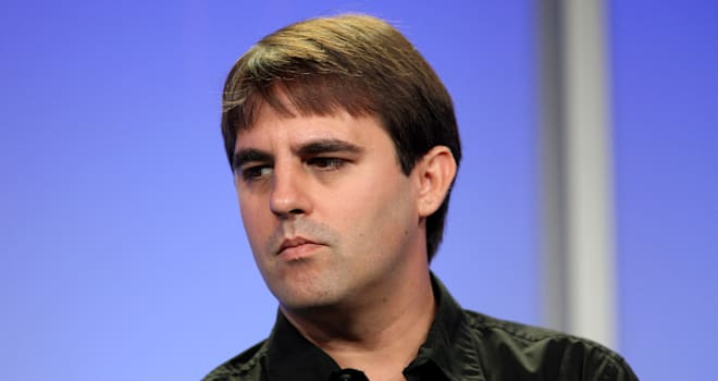 Roberto Orci at the 2008 Summer TCA Tour