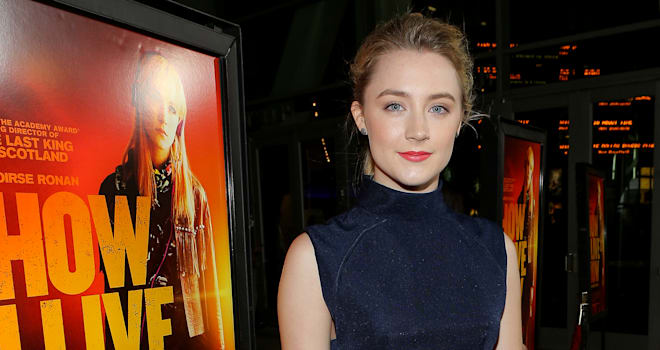 Saoirse Ronan star wars episode vii