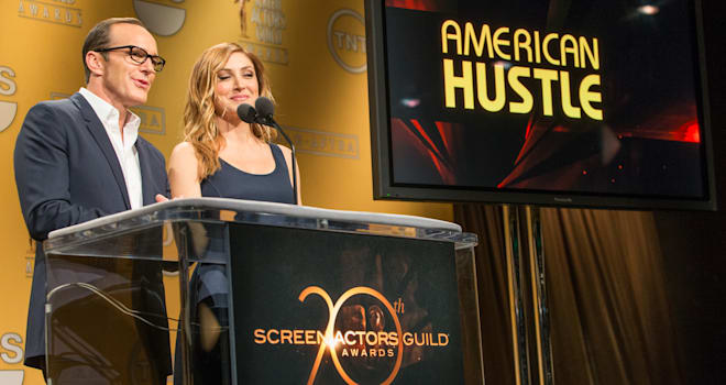 20th Annual Screen Actors Guild Awards Nomations