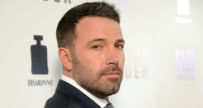Ben Affleck at the Premiere of 'To The Wonder' on April 9, 2013