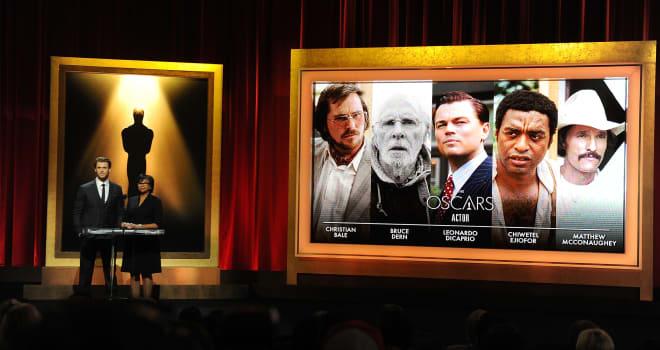 oscars 2014 nominations