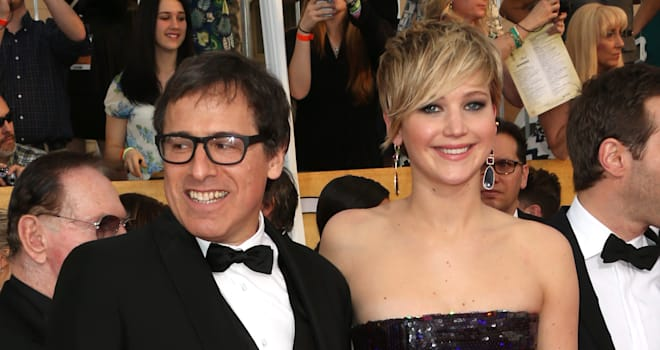 david o russell jennifer lawrence audition