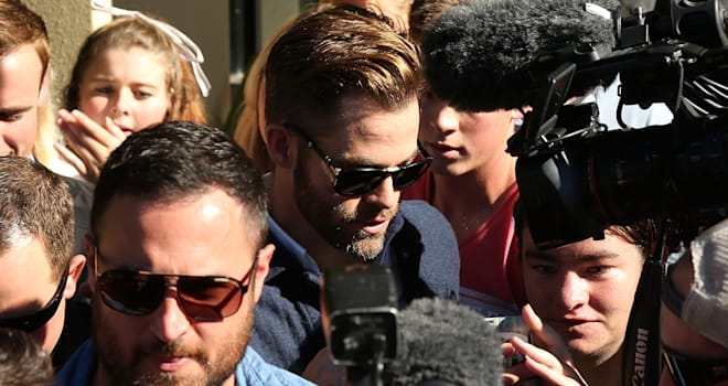 chris pine pleads guilty dui