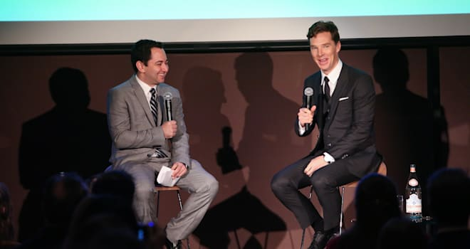 BAFTA New York Presents: In Conversation With Benedict Cumberbatch