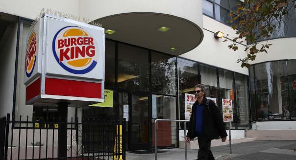 Burger King Profits Rise 19 Percent
