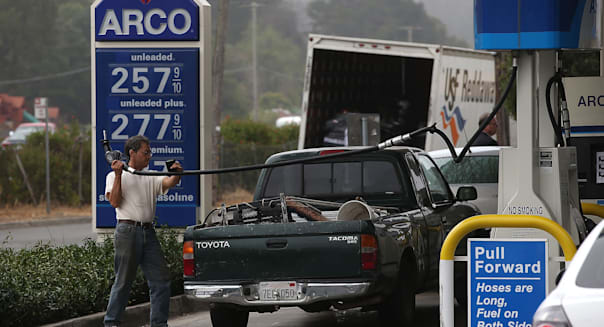 U.S. Gas Prices Continue Long Decline