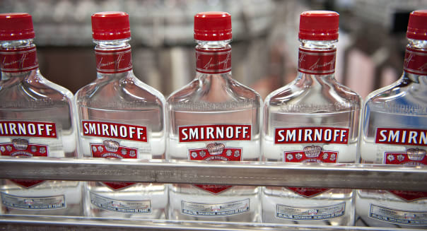 Inside Diageo North America's Bottling Facility As Company Marks Completion Of Center's Expansion