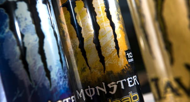 Monster Beverage Corp. Products Ahead Of Earns