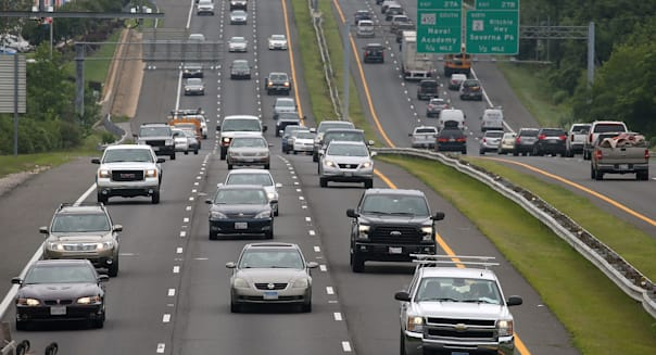 Travel During July 4th Holiday Weekend Expected To Be Heavy, Spurred In Part By Lower Gas Prices
