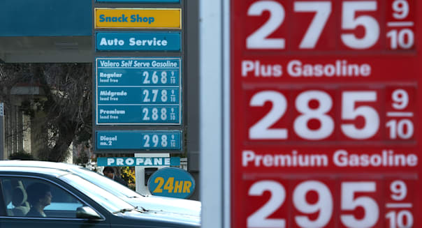 Gas Prices Rise 13 Cents In Two Weeks As Oil Rebounds