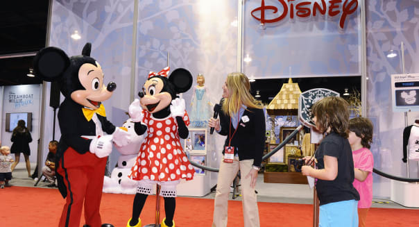 The Walt Disney Company's Coverage Of The D23 Expo 2013