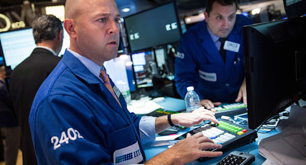 Dow Drops Over 300 Pts One Day After Biggest Gains Of The Year