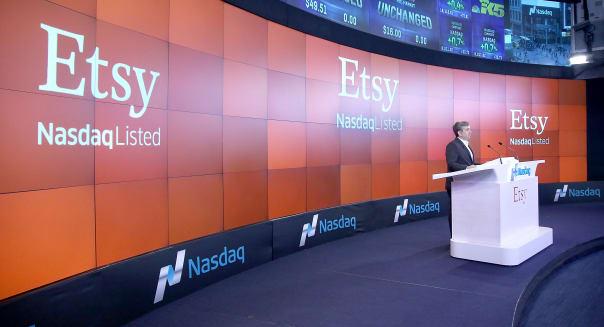 Etsy IPO Opens On Nasdaq