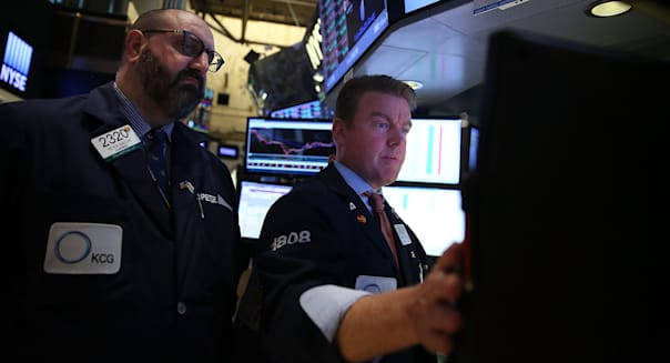 Markets React To Fed Announcement On Interest Rates
